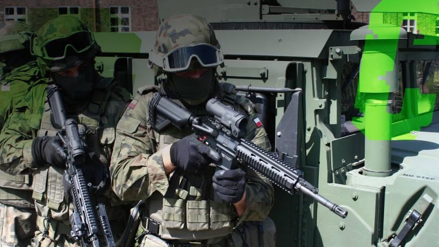 komandosi Jednostki AGAT