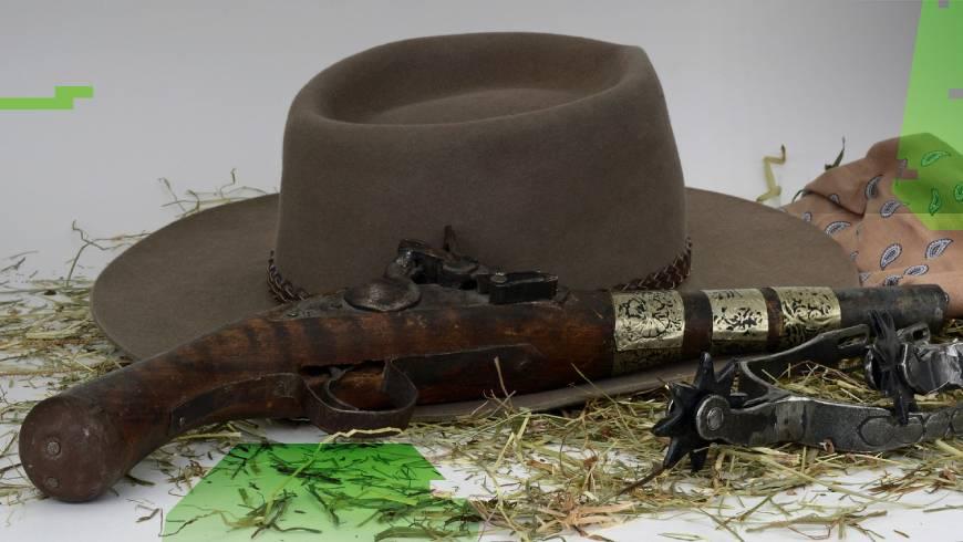 Pistolet czarnoprochowy bez pozwolenia