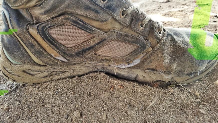 buty taktyczne szyte są z różnych materiałów