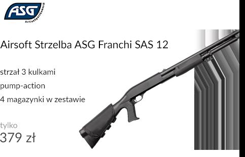 Airsoft Strzelba ASG Franchi SAS 12
