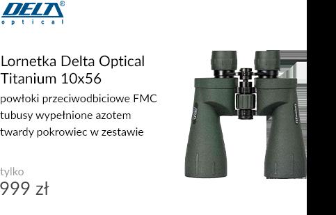 Lornetka Delta Optical Titanium 10x56