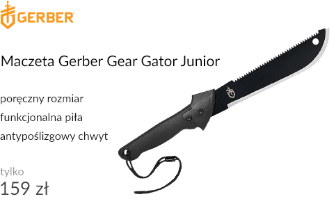 Maczeta Gerber Gear Gator Junior