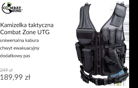 Kamizelka taktyczna Combat Zone UTG