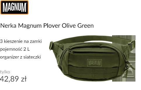 Nerka Magnum Plover Olive Green