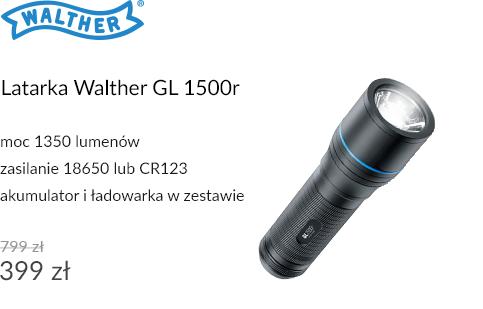Latarka Walther GL 1500r