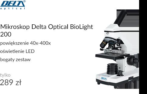 Mikroskop Delta Optical BioLight 200