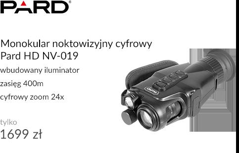 Monokular noktowizyjny cyfrowy Pard HD NV-019