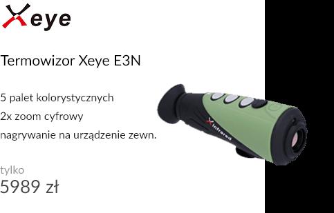 Termowizor Xeye E3N