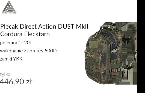 Plecak Direct Action DUST MkII Cordura Flecktarn