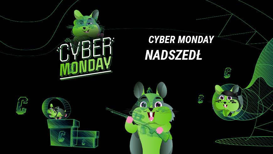 cyber monday w combat.pl