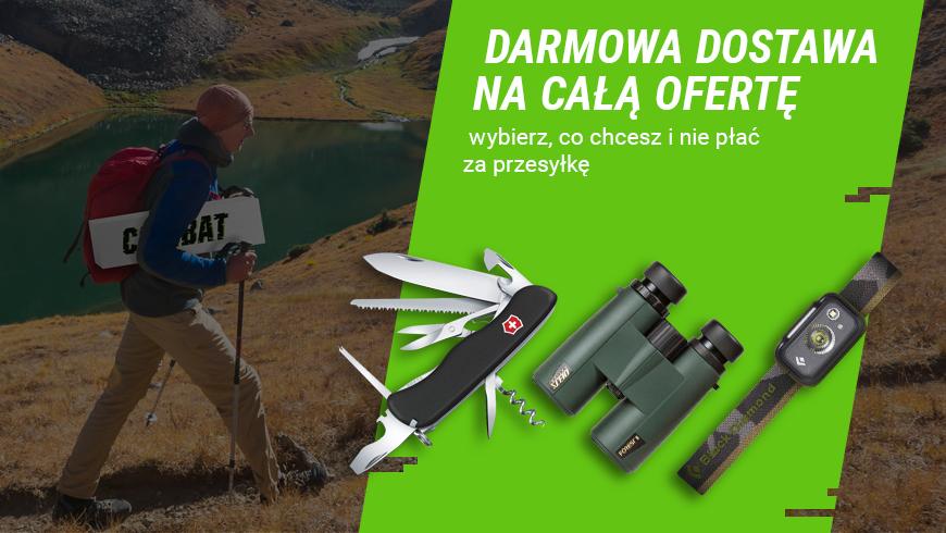Darmowa dostawa w combat.pl