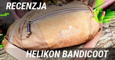 Helikon-Tex Bandicoot — recenzja nerki EDC