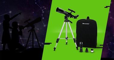 Poznaj nowoczesne teleskopy i odkrywaj piękno kosmosu
