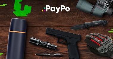 Odroczona płatność PayPo w combat