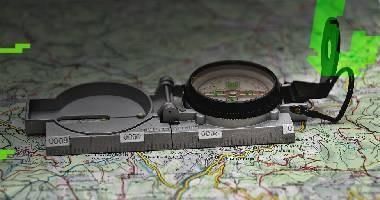 Mapa i kompas, czyli jak nie zgubić się, gdy padnie GPS