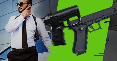 Najmocniejsze pistolety gazowe bez zezwolenia