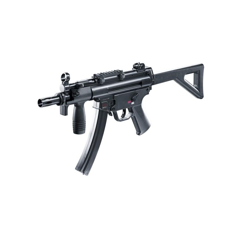 Pistolety maszynowe
