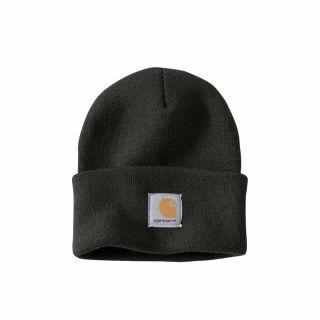 Czapka Carhartt Acrylic Watch Hat Black