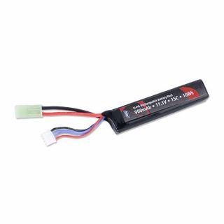 Akumulator ASG - LiPo - 11,1V - 900 mAh - 15C - [1]