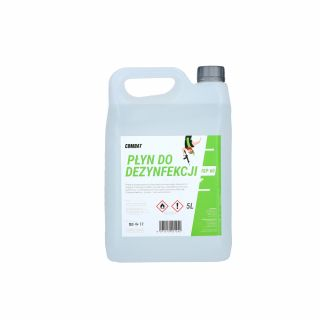Płyn do dezynfekcji - pojemność 5 litrów