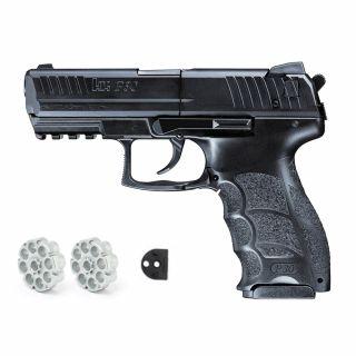 Wiatrówka Pistolet Heckler & Koch P30 4,5 mm Diabolo BB