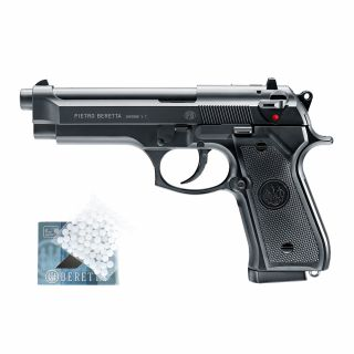 Airsoft Pistolet Beretta M92 FS 6 mm ASG CO2