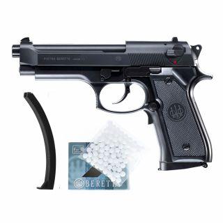 Airsoft Pistolet Beretta 92 FS 6 mm AEG Elektryczny