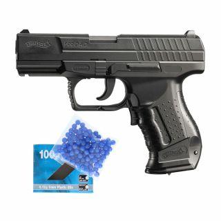 Airsoft Pistolet Walther P99 DAO 6 mm AEG Elektryczny