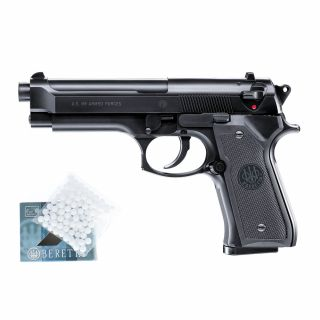 Airsoft Pistolet Beretta M9 World Defender 6 mm ASG