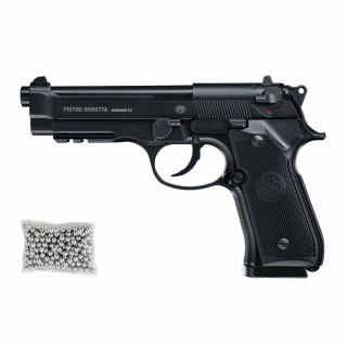 Pistolet Beretta M92 A1 FA kal. 4,5 mm BB - wiatrówka CO2