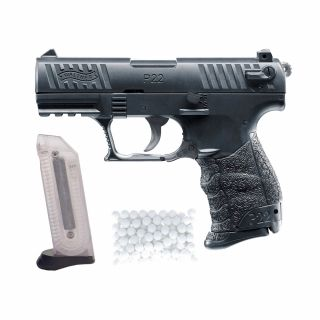 Airsoft Pistolet Walther P22Q 6mm ASG Sprężynowy