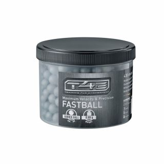 Kule gumowe T4E RB 43 Fastball charcoal .43 430 szt.