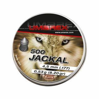 Śrut Diabolo 4,5 mm Jackal