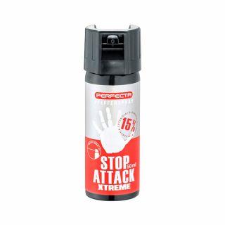 Gaz pieprzowy Perfecta Stop Attack EXTREME Punktowy