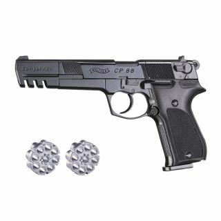 """Wiatrówka Walther CP88 Competition 5,6"""" Diabolo 4,5 mm"""