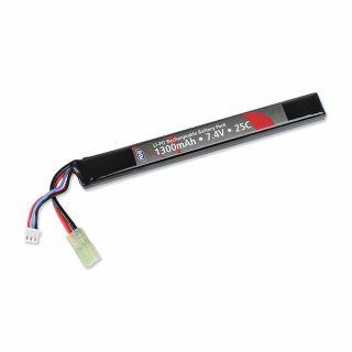 Akumulator ASG - LiPo - 7,4V - 1300 mAh - 25C - [1]