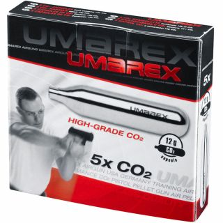 Kapsuła CO2 Umarex 12 g 5 szt.