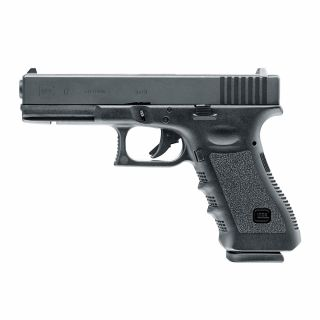 Airsoft Pistolet Glock 17 6 mm ASG Green Gas