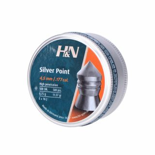 Śrut H&N Silver Point 4,5 mm/500 szt