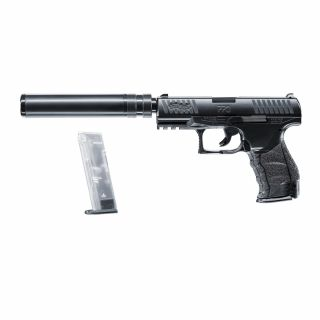 Airsoft Pistolet Walther PPQ Navy Kit 6 mm ASG Sprężynowy