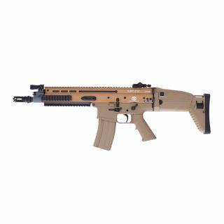 Airsoft Karabinek Cybergun FN SCAR-L Tan