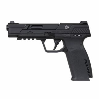 Airsoft Pistolet GTP9 Piranha Mk I 6 mm Green Gas