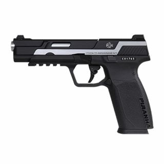 Airsoft Pistolet G&G GTP9 Piranha Mk I Silver