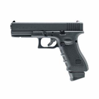 Airsoft Pistolet Glock 17 Gen4 6 mm mag 25 ASG CO2