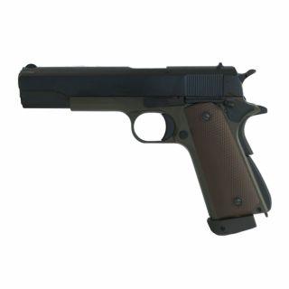 Airsoft Pistolet KJ Works 1911 OD CO2