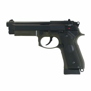 Airsoft Pistolet KJ Works M9 A1 OD CO2