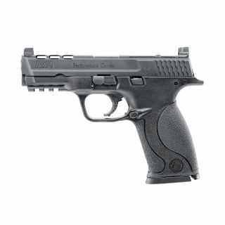 Airsoft Pistolet S&W M&P 9 Performance Center 6 mm Green Gas