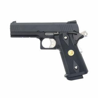 Airsoft Pistolet WE Hi-Capa 4.3 Original Green Gas
