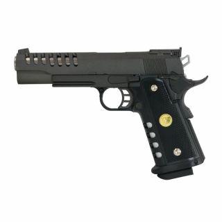 Airsoft Pistolet WE Hi-Capa 5.1 K Lightened Green Gas