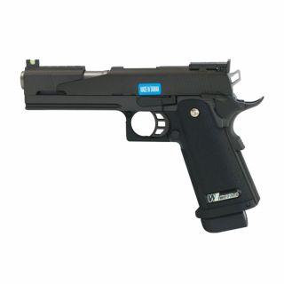 Airsoft Pistolet WE Hi-Capa Dragon 5.1 A Green Gas